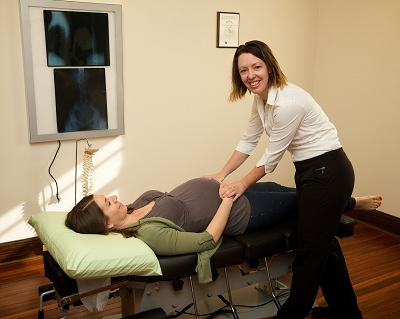Pregnancy-first-chiro-visit
